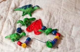dinosaurushalssnoer-m
